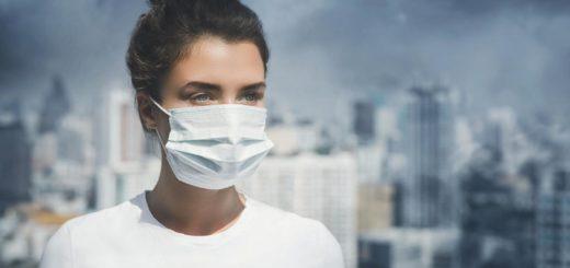 zanieczyszczenia powietrza wpływają na mikrobiom